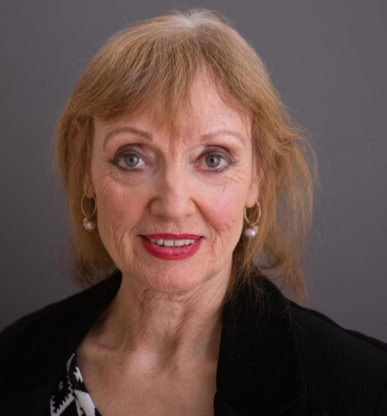 Portrait image of Annegret Soltau