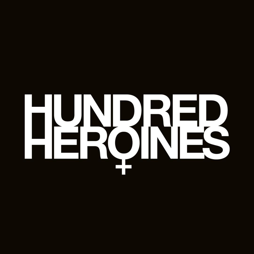 Hundred Heroines Logo | Heroines Past