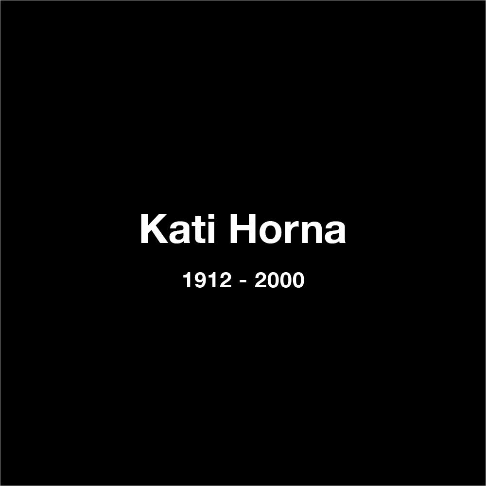 Kati Horna