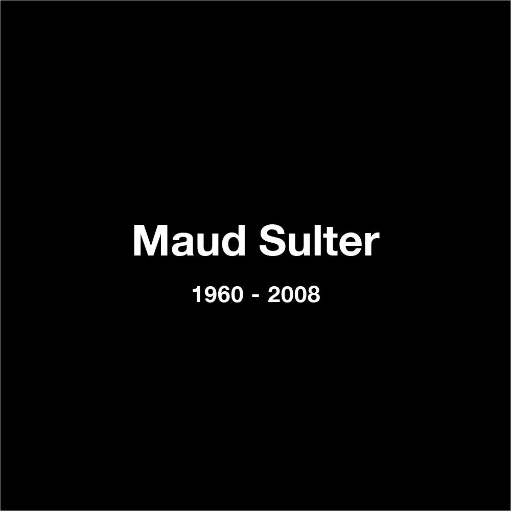 Maud Sulter