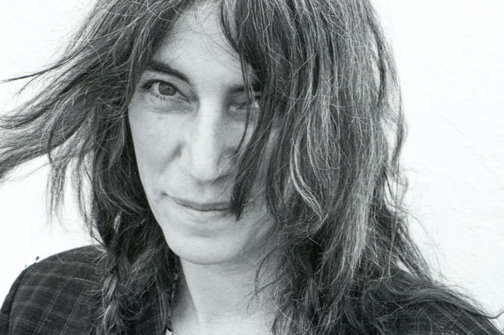 Patti Smith © Tricia de Courcy Ling