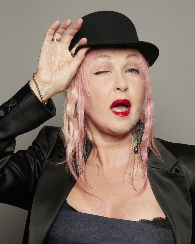 Cyndi Lauper © Circe Hamilton