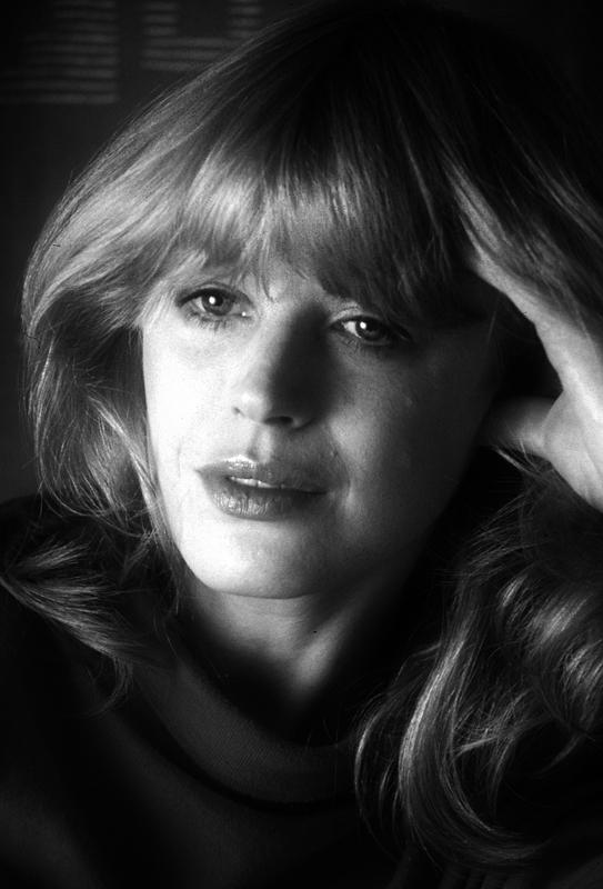 Marianne Faithfull 1978 © Sandra Lousada