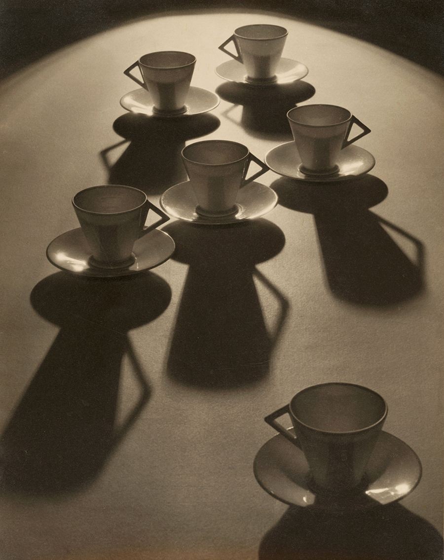 Tea cup ballet circa 1935, Olive Cotton © Art Gallery of New South Wales Photography Collection Handbook, 2007