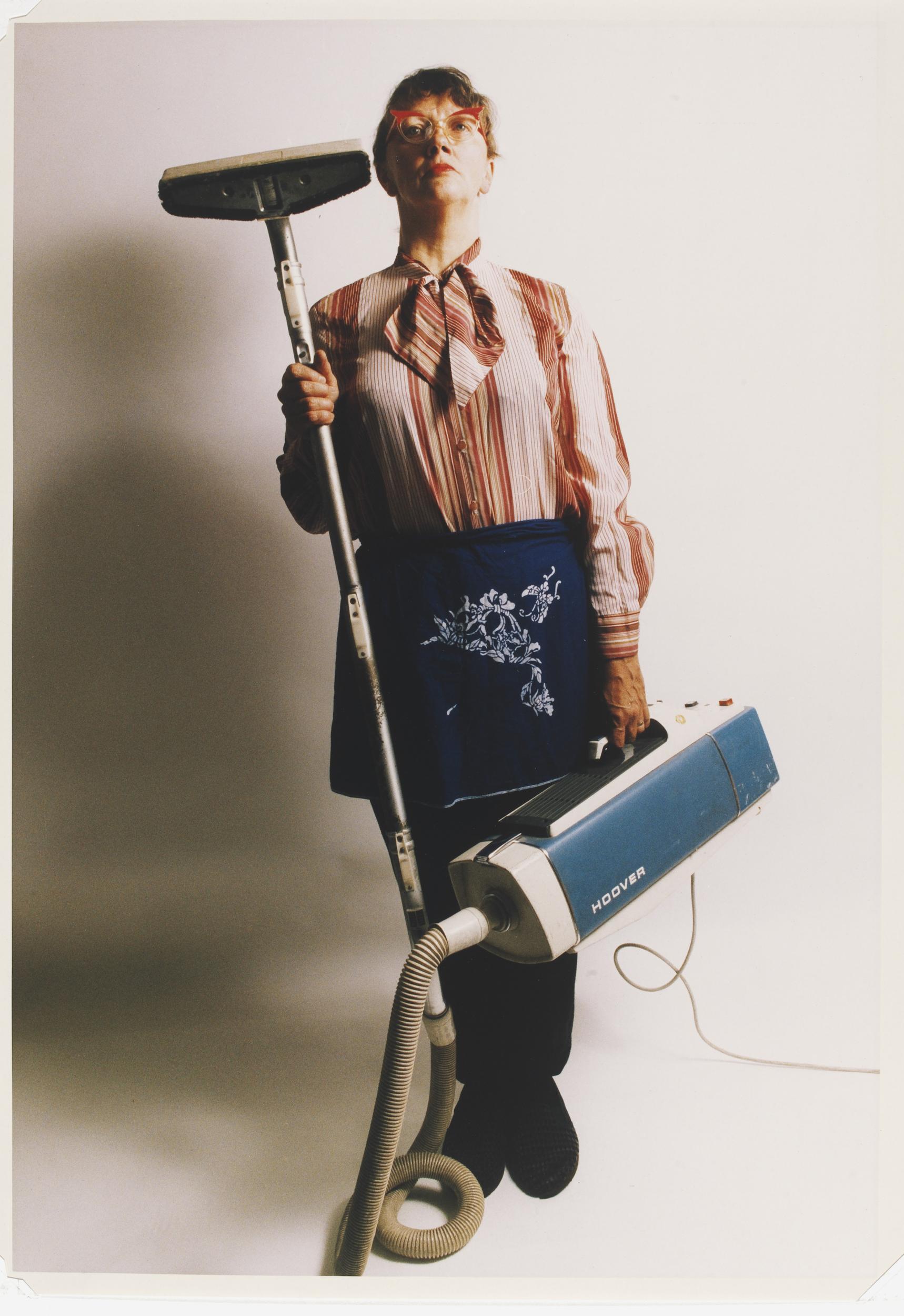 Jo Spence 1989