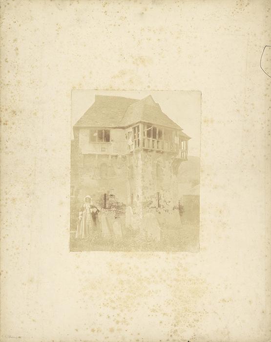 Amelia Elizabeth Guppy, Stokesay Castle