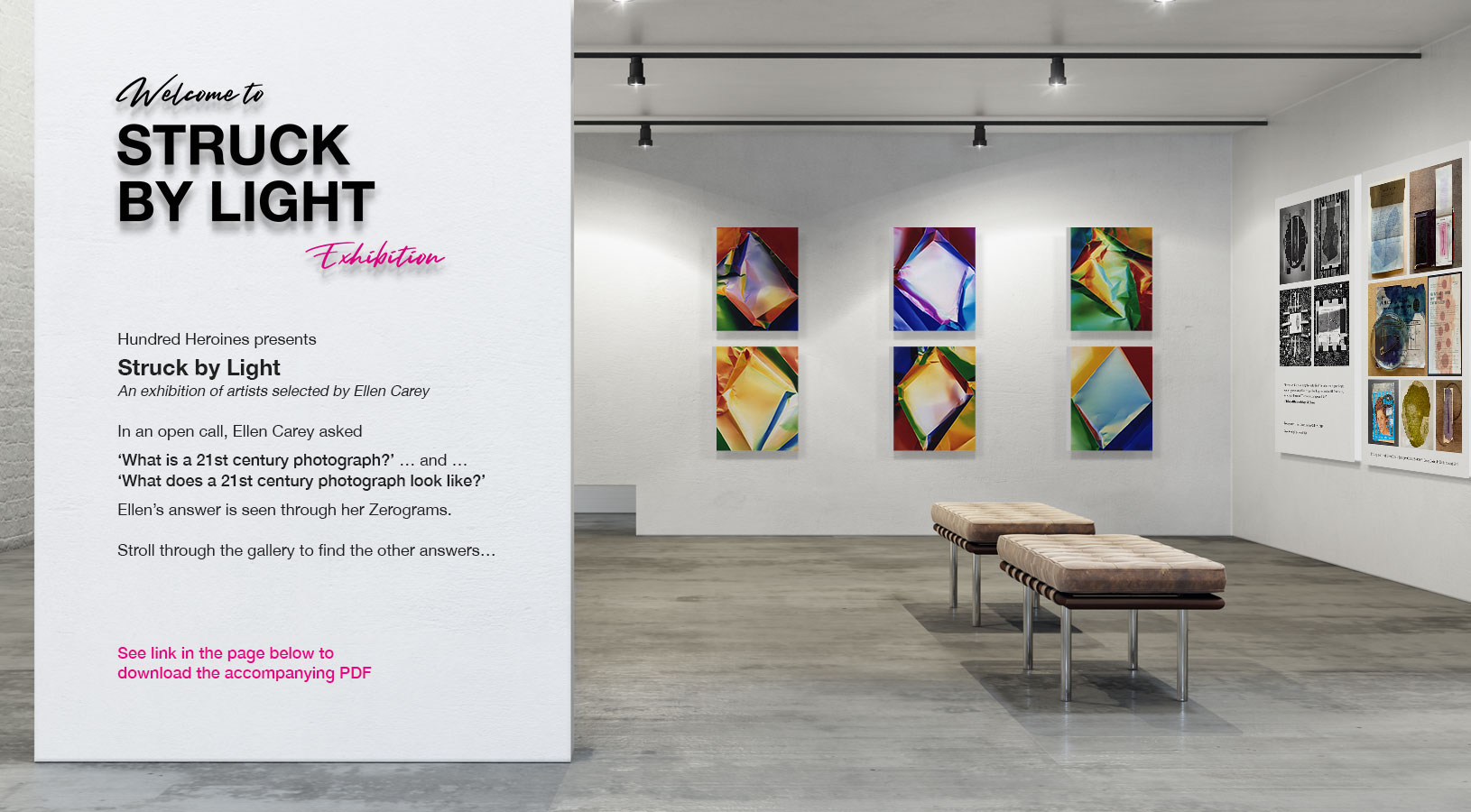 Struck By Light Exhibition