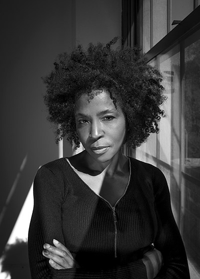 Lorna Simpson by James Wang