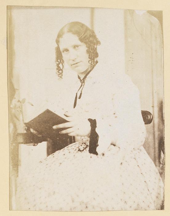 Mary Dillwyn Self Portraits
