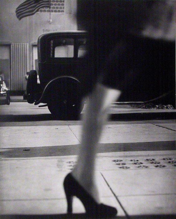 Running Legs, New York City by Lisette Model