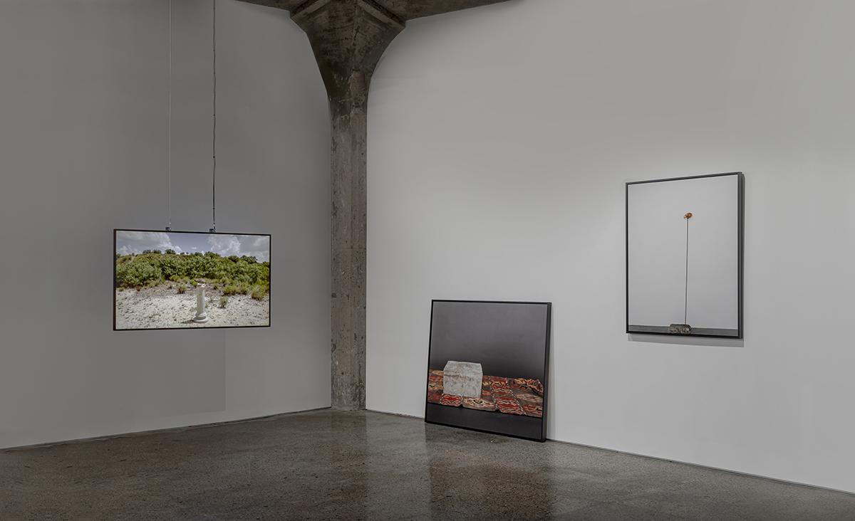 Fatma Bucak - A Study of Eight Landscapes_I