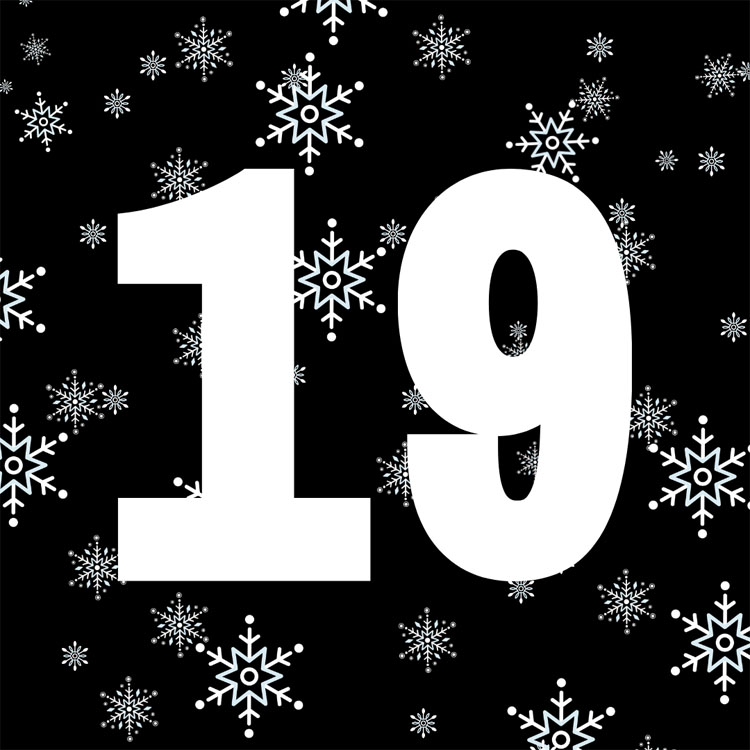 19th December