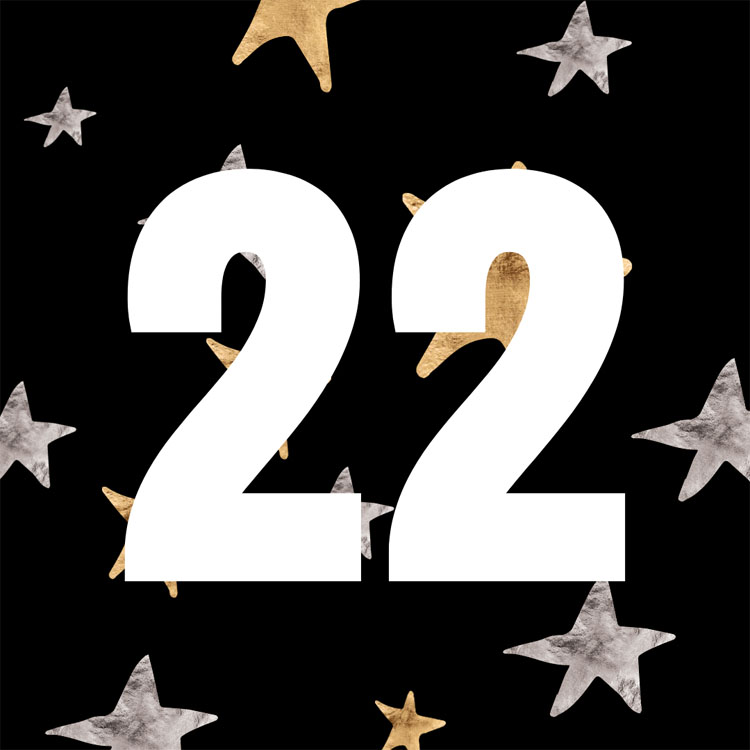 22nd December