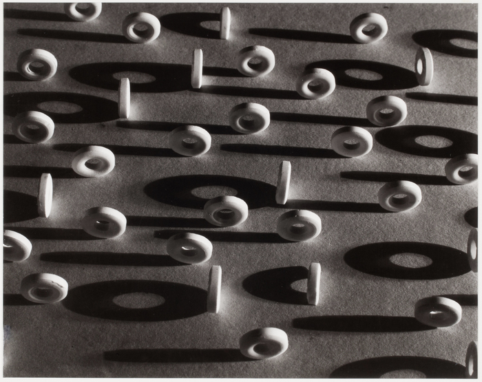 Ruth Bernhard 'Lifesavers'