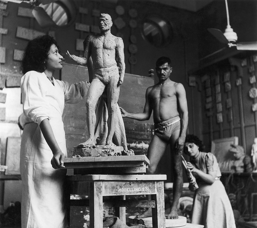 Homai Vyarawalla Image, used for Anemoia Symposium