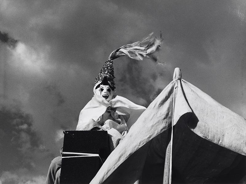 Mariana Yampolsky Payaso de Tlaxcala (Tlaxcala Clown), 1994