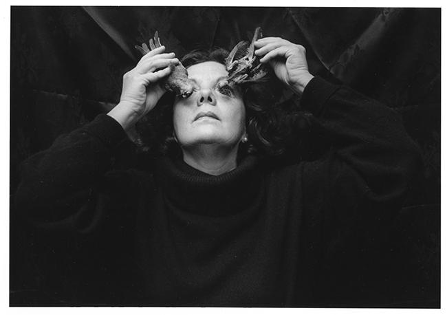 Writing With Light Interview: ¿Ojos para volar_by Graciela Iturbide_Coyoacán, México, 1991 (1)