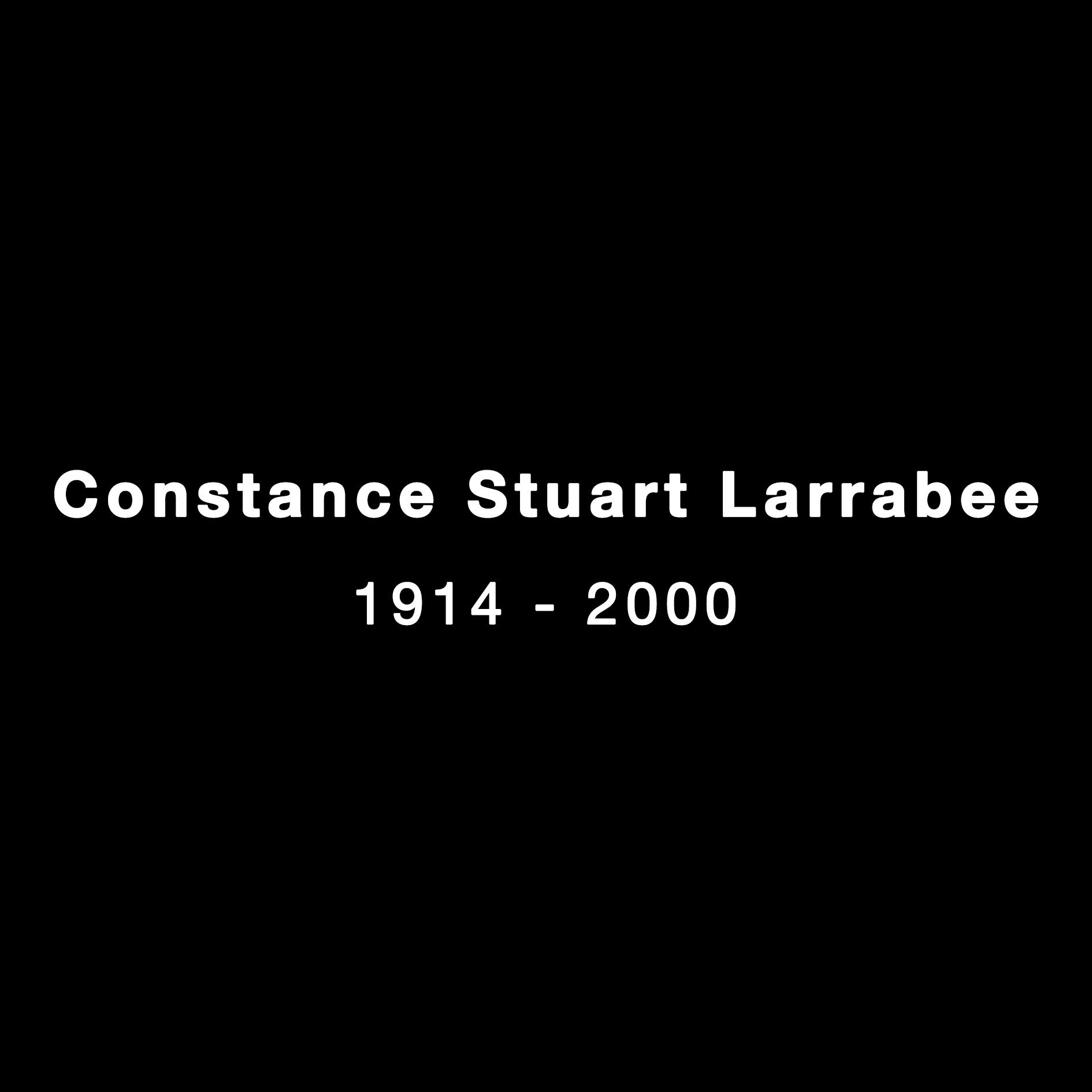 Constance Stuart Larrabee