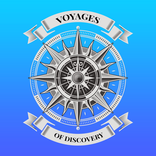 Voyages of Discovery Icon, an icon of a compass