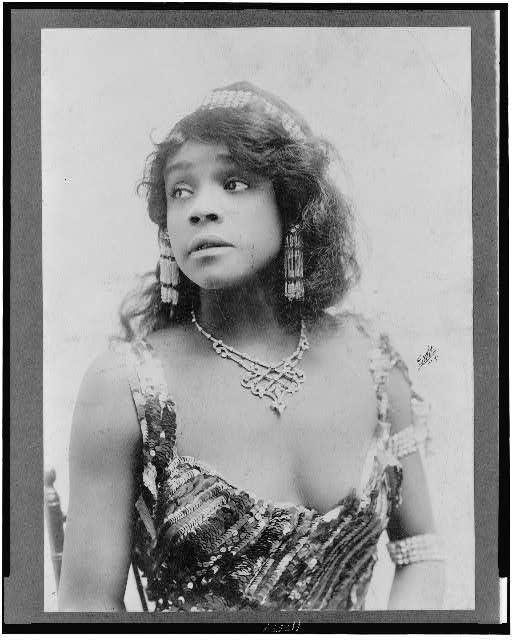 Ada (Aida) Overton Walker Library of Congress Prints and Photographs Division Washington, D.C. 20540 USA