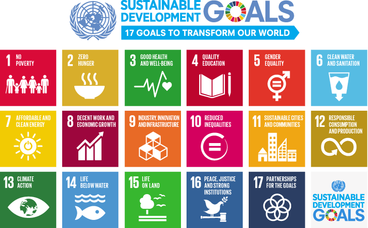 "Sustainable Development Goals, ""17 goals to transform our world"""