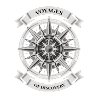 Voyages of Discovery Icon , icon is a compass