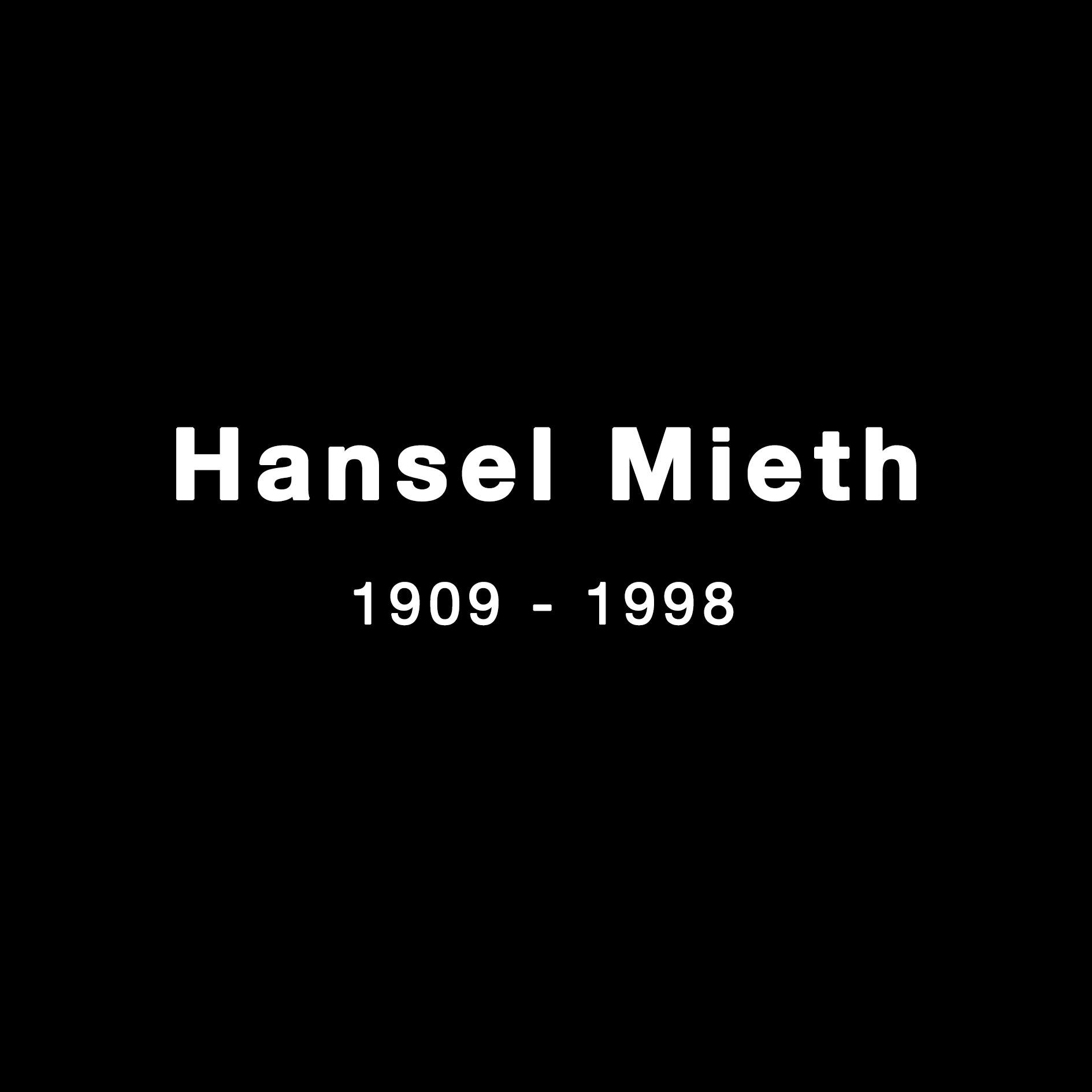 Hansel Mieth