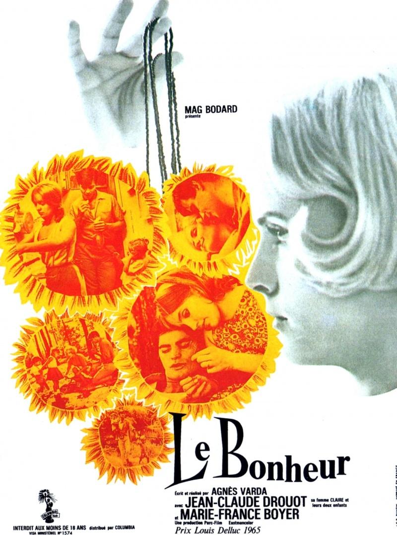 Le Bonheur (1965) Agnès Varda