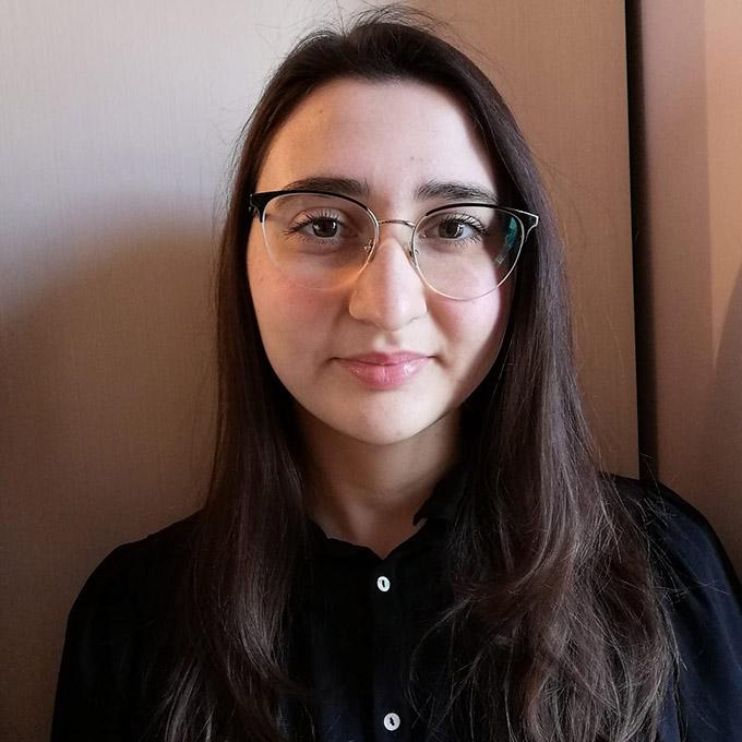 Bootcamper Maria D'Aniello