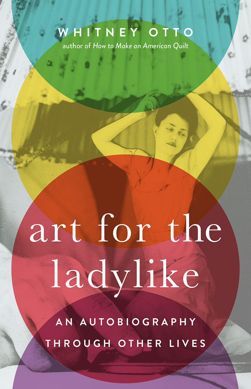 Art For the Lady Like Hundred Heroines FRONTCOVER_otto_rgb_lowres