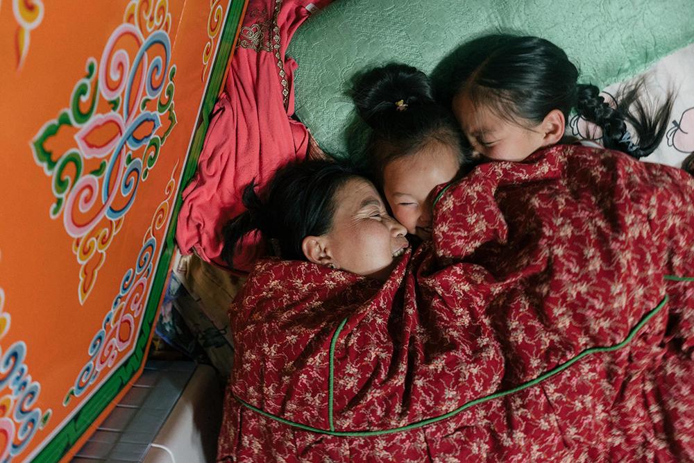 Living Lullabies 3 © Hannah Reyes Morales