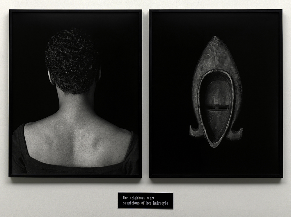 Flipside, Lorna Simpson Off the Record