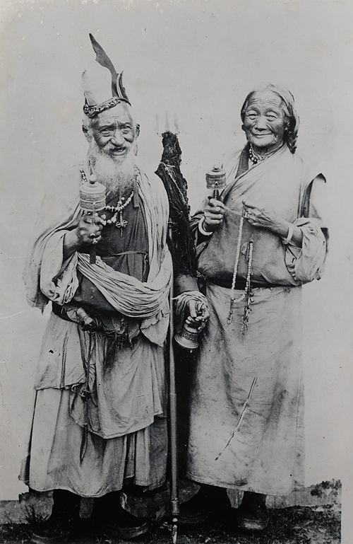 Johanna Elisabeth Meyer (1899-1968), Tibet. Courtesy of Preus Museum