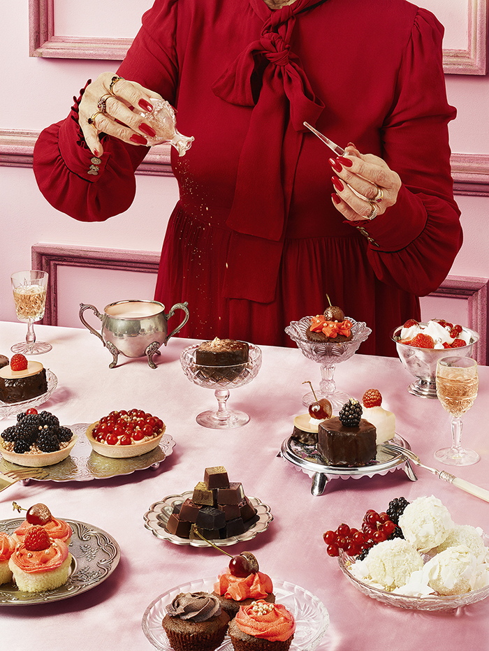 Afternoon Tea 2 © Jessica Griffiths