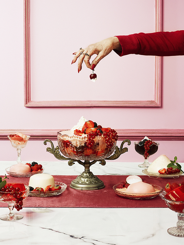 Afternoon Tea 3 © Jessica Griffiths