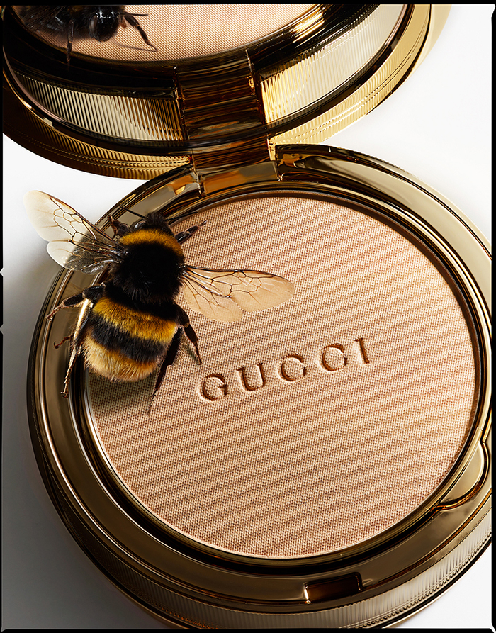 Gucci and the Beast Bronzer © Jessica Griffiths