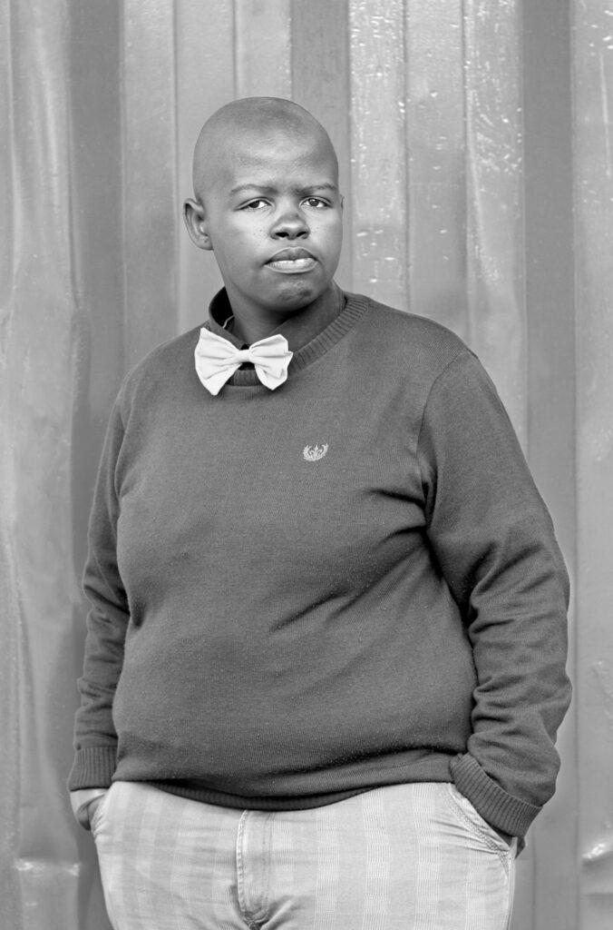 Lungile Cleo Dladla KwaThema Community Hall Springs Johannesburg © Zanele Muholi. Courtesy of the Artist and Stevenson, Cape Town/ Johannesburg and Yancey Richardson, New York