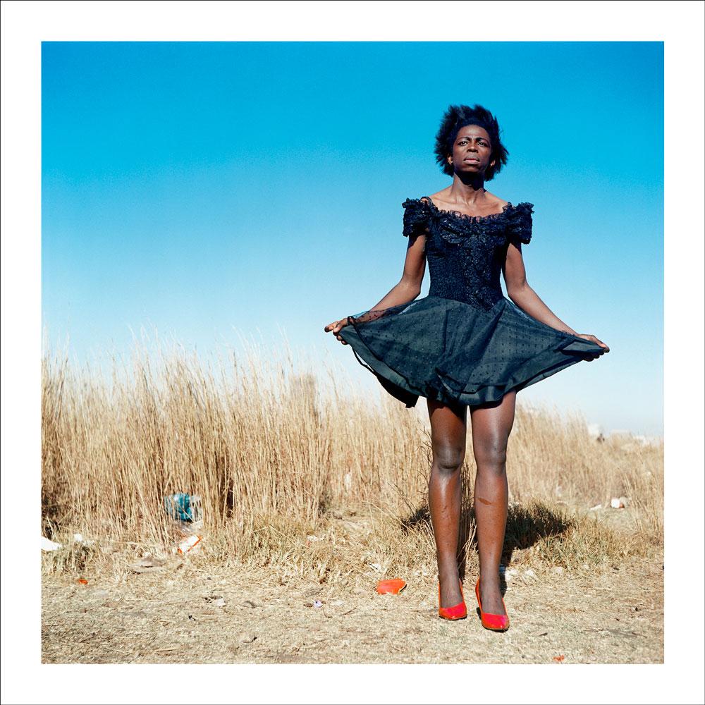 Miss Dvine II 2007 © Zanele Muholi. Courtesy of the Artist and Stevenson, Cape Town/ Johannesburg and Yancey Richardson, New York