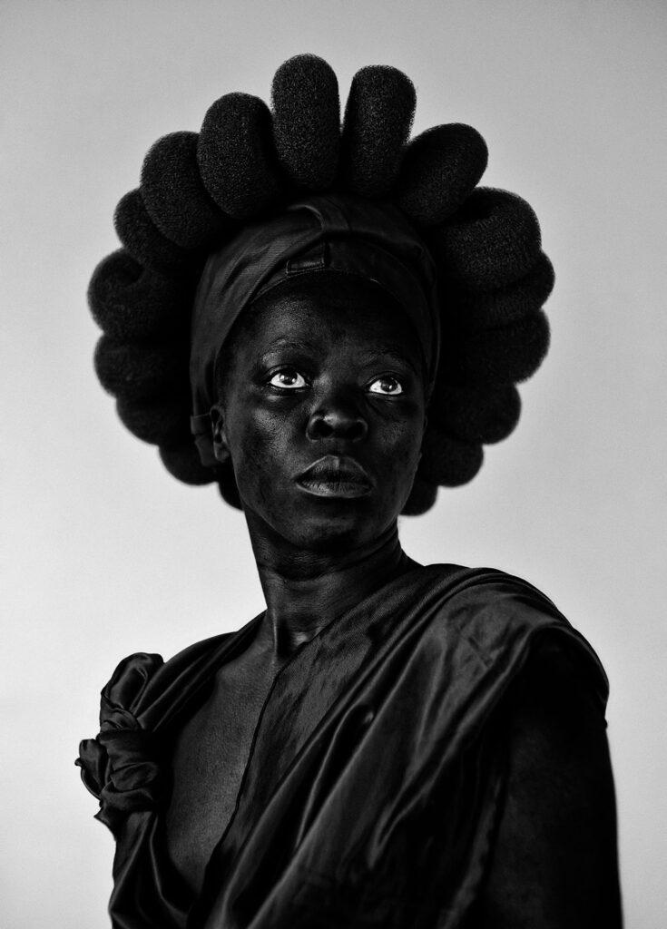 Ntozakhe II Parktown 2016 © Zanele Muholi. Courtesy of the Artist and Stevenson, Cape Town/ Johannesburg and Yancey Richardson, New York
