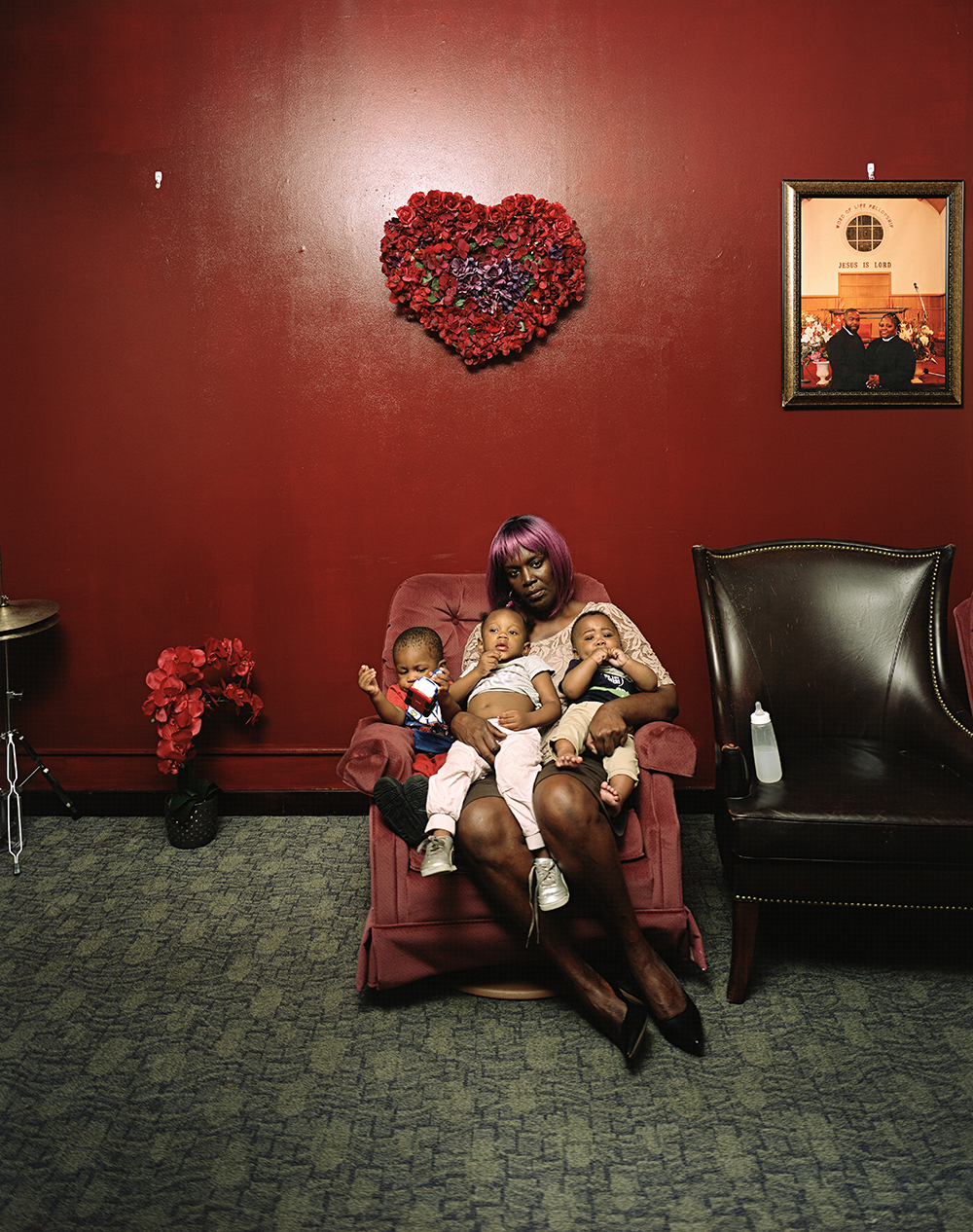 young grandmother © Deana Lawson Centropy