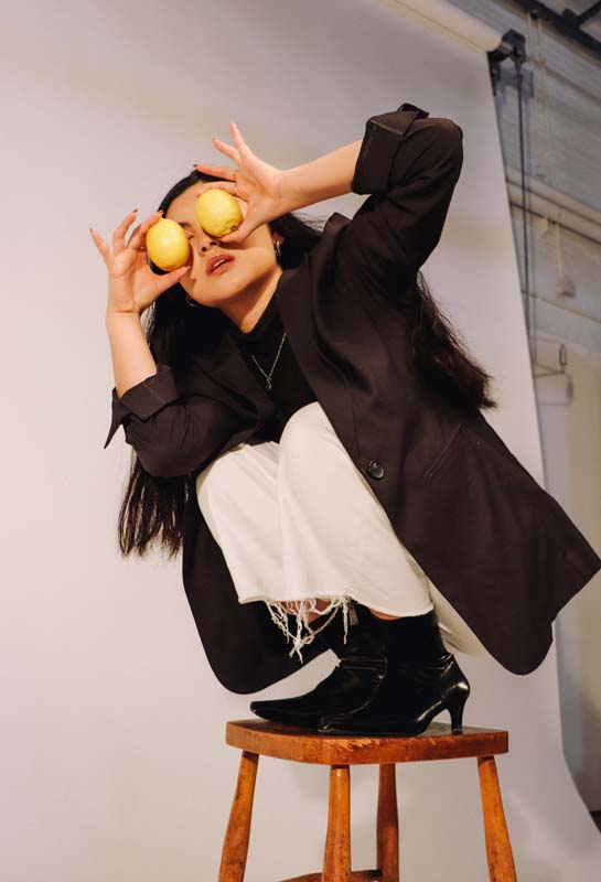 Lemon Food Photography The Food Cycle