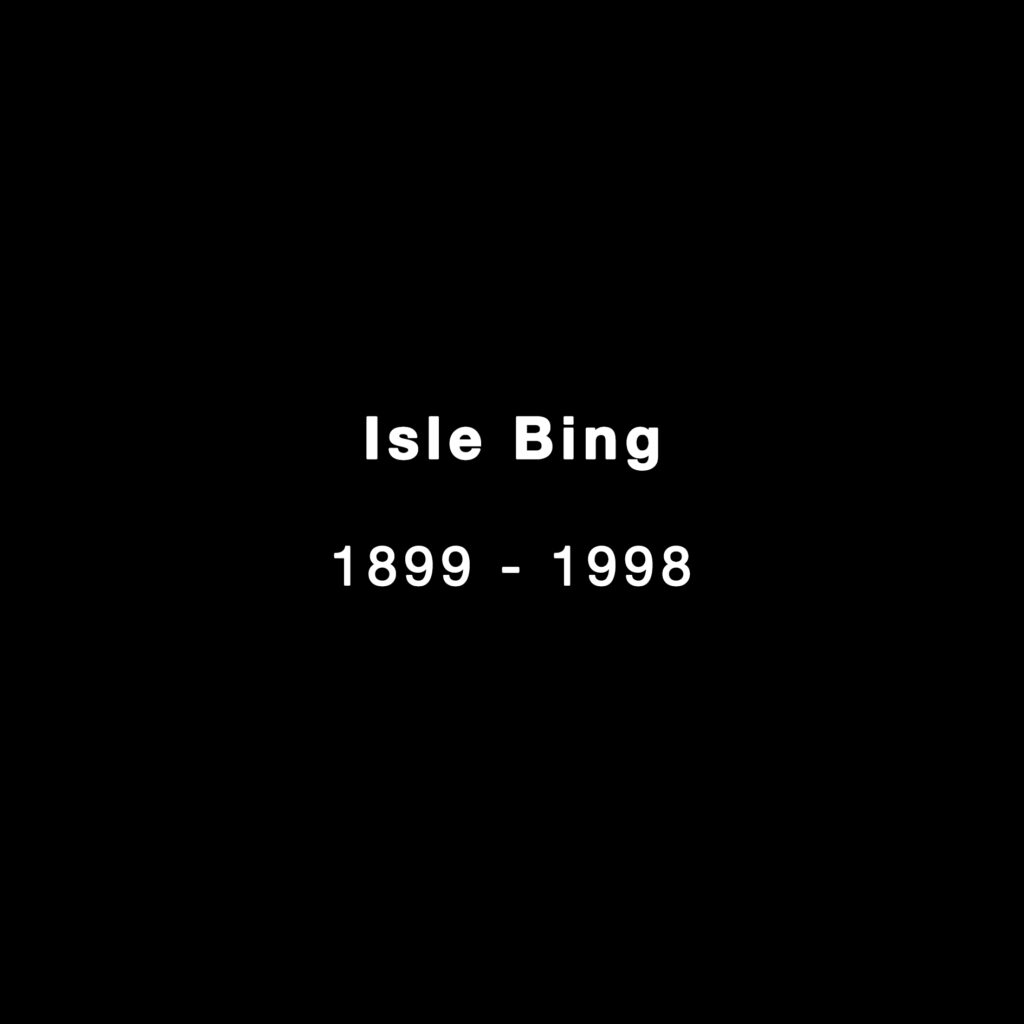 Isle Bing