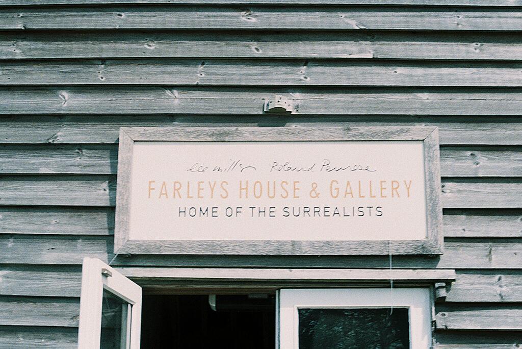 Discovering legendary photographer Lee Miller at Farleys House