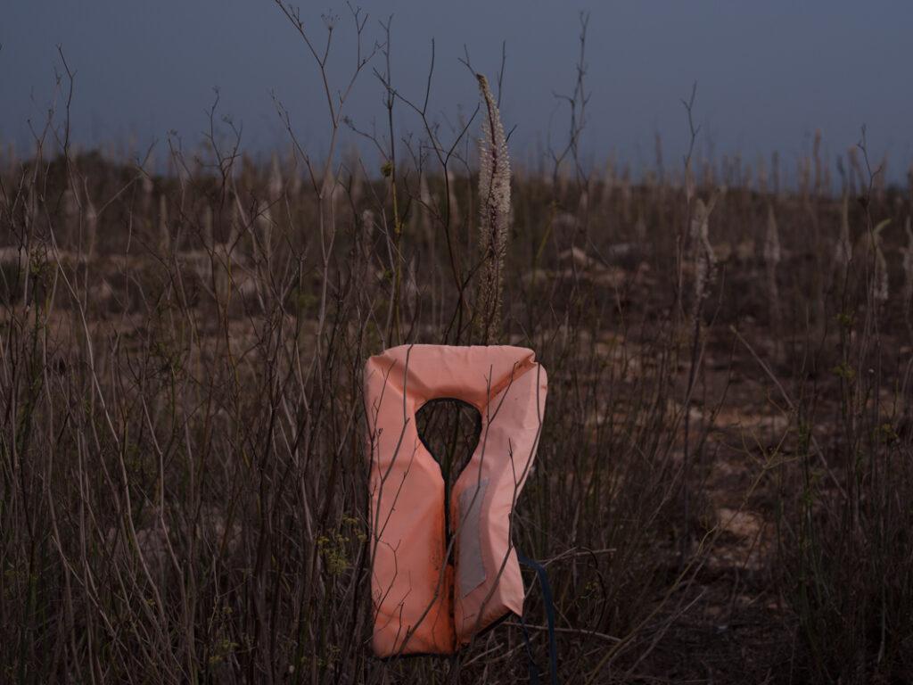 Jillian Edelstein, Lifejacket, Lampedusa, 2020. Courtesy of the artist